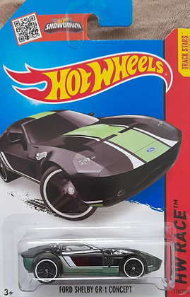 Hot Wheels Race - Ford Shelby GR-1 Concept