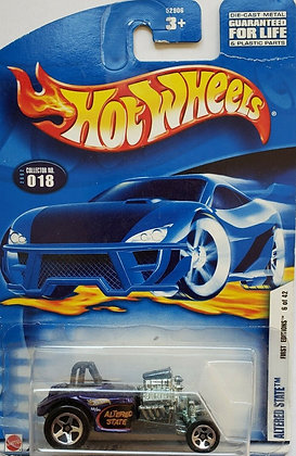 Hot Wheels First Editions - Altered State
