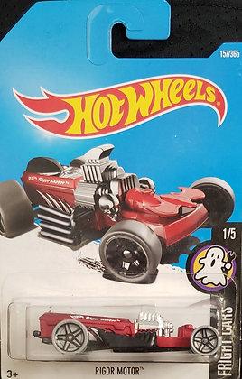 Hot Wheels Fright Cars - Rigor Motor