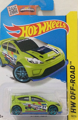 Hot Wheels Off-Road - '12 Ford Fiesta