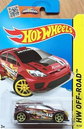 Hot Wheels Off-Road - '12 Ford Fiesta