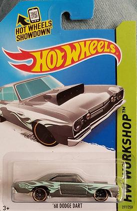 Hot Wheels Workshop - '68 Dodge Dart