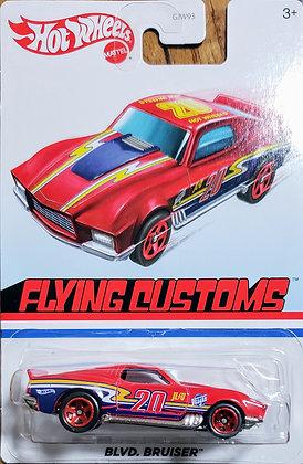 Hot Wheels Flying Customs - Blvd. Bruiser