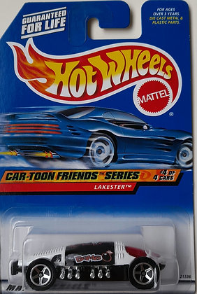 Hot Wheels Car-toon Friends - Lakester