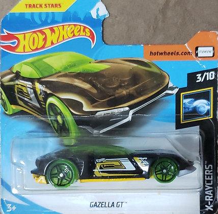 *Embalagem danificada* Hot Wheels X-Raycers - Gazella GT