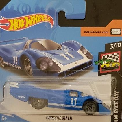 Hot Wheels Race Day - Porsche 917 LH Azul