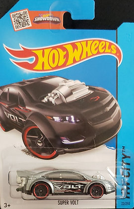 Hot Wheels City - Super Volt