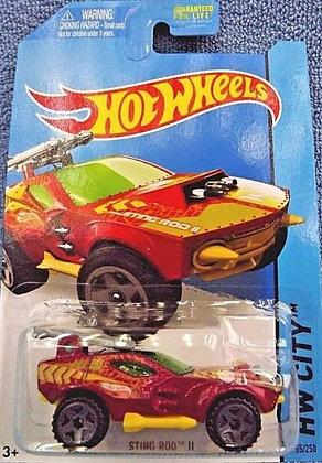 Hot Wheels City - Sting Rod II