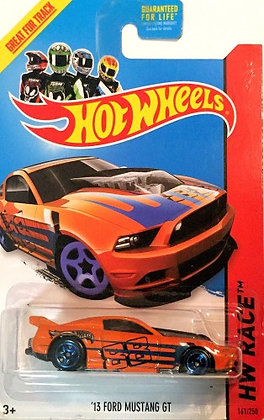 Hot Wheels Race - '13 Ford Mustang GT
