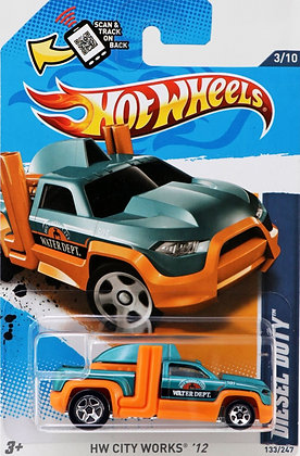 Hot Wheels City Works - Diesel Duty