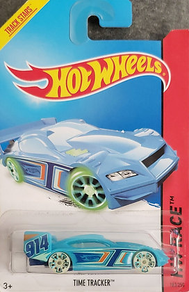 Hot Wheels Race - Time Tracker