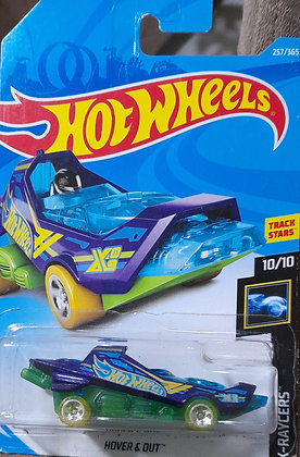 Hot Wheels X-Raycers - Hover & Out