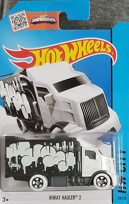 Hot Wheels City - Hiway Hauler 2