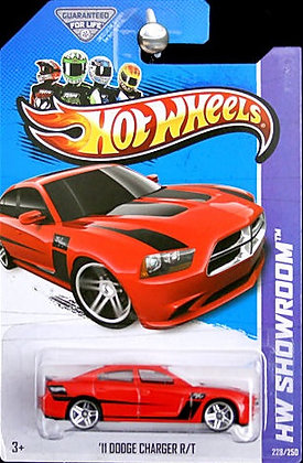 Hot Wheels Showroom - '11 Dodge Charger R/T