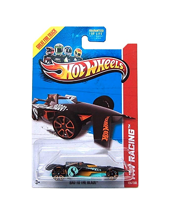 *T-Hunt* Hot Wheels Racing - Bad to the Blade