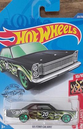 Hot Wheels Flames - '65 Ford Galaxie
