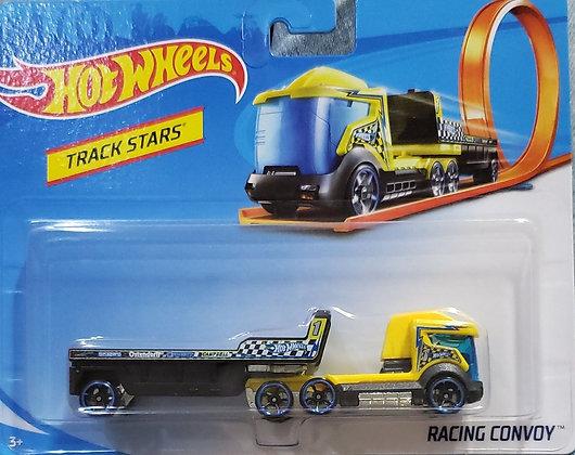 Hot Wheels Caminhão - Racing Convoy