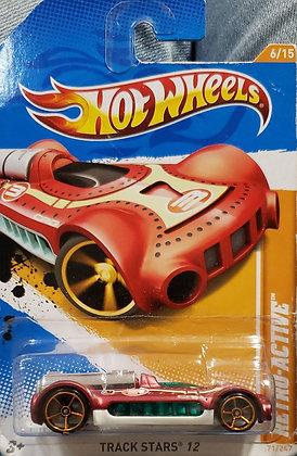 Hot Wheels Track Stars - Retro-Active