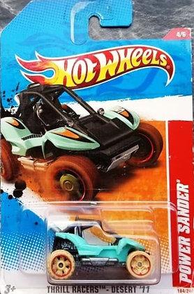 Hot Wheels Thrill Racers - Power Sander