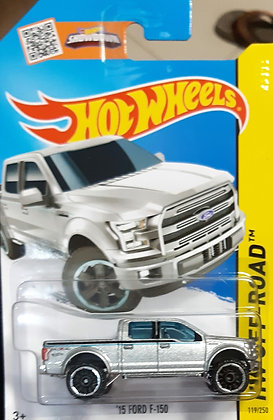 Hot Wheels Off-Road - '15 Ford F-150