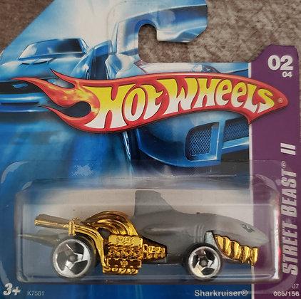 Hot Wheels Street Beasts - Sharkruiser