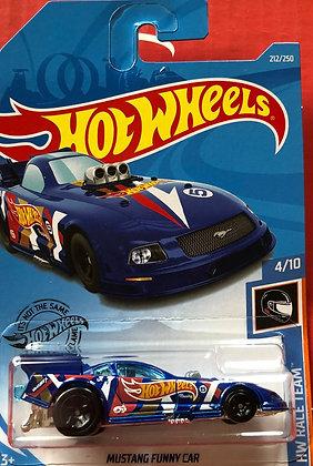 Hot Wheels Race Team - Mustang Funny Car