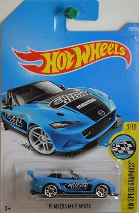 Hot Wheels Speed Graphics - '15 Mazda MX-5 Miata