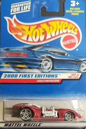 Hot Wheels First Editions - Arachnorod