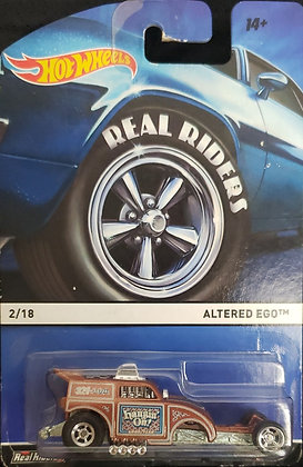 Hot Wheels Heritage Real Riders - Altered Ego