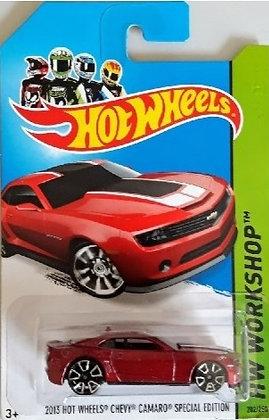 Hot Wheels Workshop - 2013 Hot Wheels Chevy Camaro Special Edition