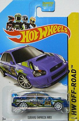 Hot Wheels Off-Road - Subaru Impreza WRX