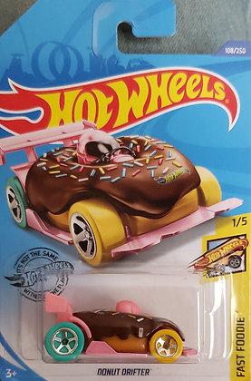 Hot Wheels Fast Foodie - Donut Drifter