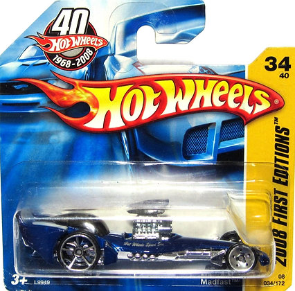 Hot Wheels First Editions - Madfast