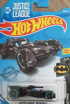 Hot Wheels Batman - Justice League Batmobile (roxo)