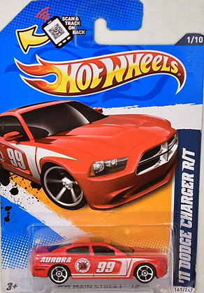 Hot Wheels Main Street - '11 Dodge Charger R/T