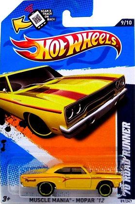 Hot Wheels Muscle Mania - '70 Road Runner