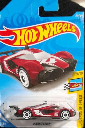 Hot Wheels Legends of Speed - Mach Speeder