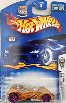 Hot Wheels First Editions - Sinistra