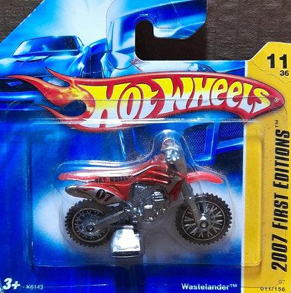 Hot Wheels First Editions - Wastelander