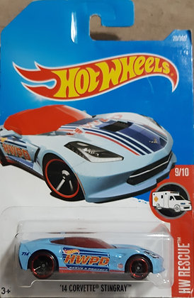 Hot Wheels Rescue - '14 Corvette Stingray