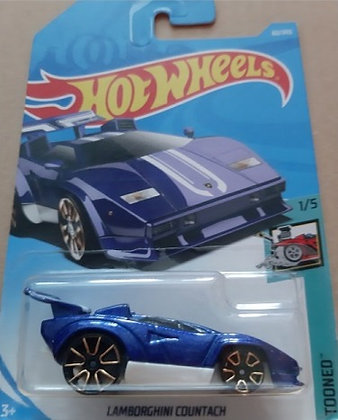 Hot Wheels Tooned - Lamborghini Countach