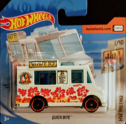 Hot Wheels Metro - Quick Bite