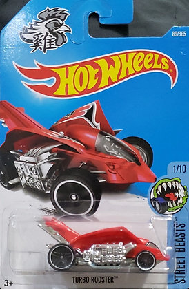 Hot Wheels Street Beasts - Turbo Rooster