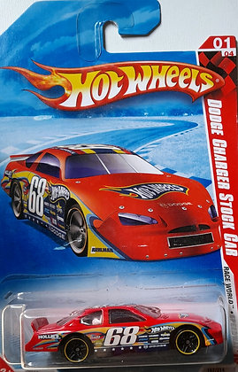Hot Wheels Race World - Dodge Charger Stock Car