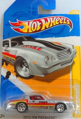 Hot Wheels Premiere - '81 Camaro