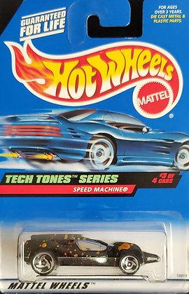 Hot Wheels Tech Tones - Speed Machine