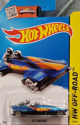Hot Wheels Off-Road - Ice Shredder