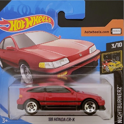 Hot Wheels Nightburnerz - '88 Honda CR-X
