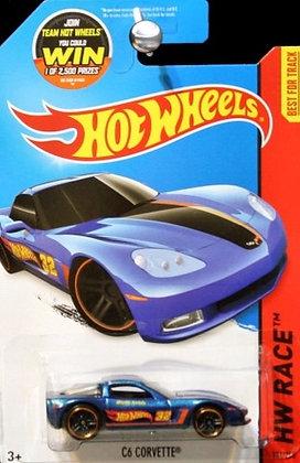 Hot Wheels Race - C6 Corvette