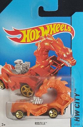 Hot Wheels City - Rodzilla